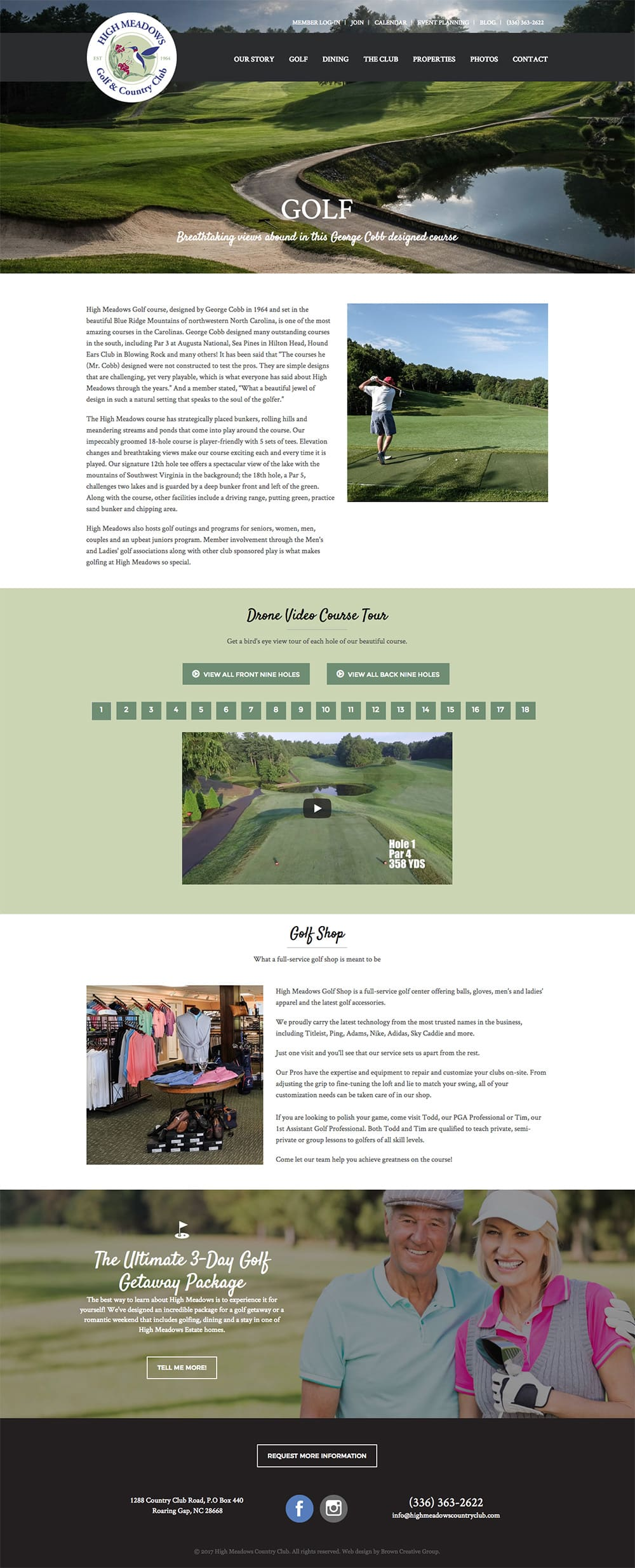 web design in winston salem